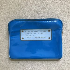 """Marc by Marc Jacobs 13"""" laptop sleeve case"""